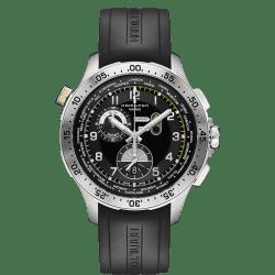 Hamilton Khaki Pilot Chrono Worldtimer H76714335