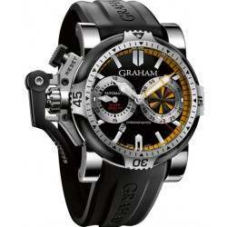 Graham Chronofighter Oversize Diver Turbo Tech 2OVEV.B15A
