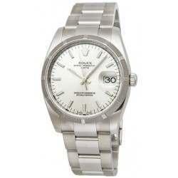 Rolex Perpetual Oyster Date - 115210(SR)