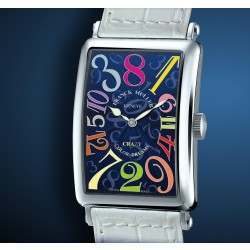 Franck Muller Long Island Crazy Hours Colour Dreams 1200 CH CODR