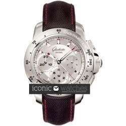Glashutte Sport Evolution Chronograph 39-31-44-04-03
