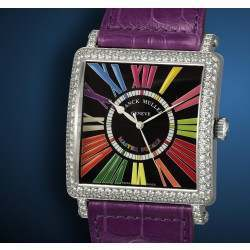 Franck Muller Master Square Colour Dreams 6000 H SCD CODR