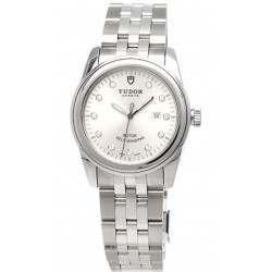 Tudor Glamour Date 31mm White Dial 53000
