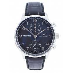 IWC Portuguese Automatic Chronograph Mens IW371447