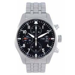 IWC Pilot'S Watch Chronograph IW377704 inc IWC Warranty