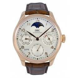 IWC Portuguese Perpetual Calendar Perpetual Moonphase IW503302