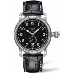 Longines Heritage Avigation Oversize Crown L2.777.4.53.2