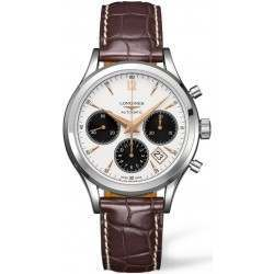 Longines Heritage Column-Wheel Chronograph L2.742.4.02.2
