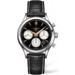Longines Heritage Column-Wheel Chronograph L2.742.4.92.0