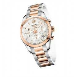 Longines Conquest Automatic Chronograph 41.00 mm L2.786.5.76.7