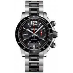 Longines Admiral Automatic Chronograph L3.667.4.56.7