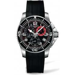 Longines HydroConquest Chronograph 41mm L3.690.4.53.2
