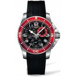 Longines HydroConquest Chronograph 41mm L3.690.4.59.2