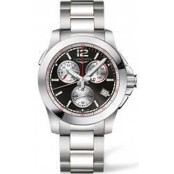 Longines Conquest Jumping Quartz Chronograph 41mm L3.701.4.56.6
