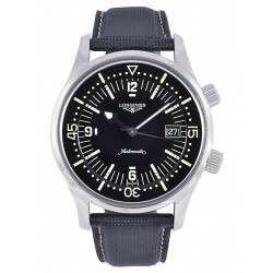 Longines Heritage Legend Diver Watch L3.674.4.50.0