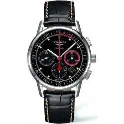 Longines Column-Wheel Chronograph Heritage L4.754.4.52.4