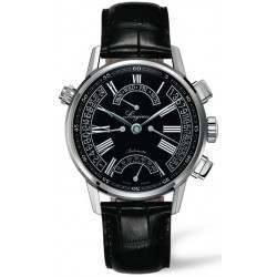 Longines Heritage Retrograde L4.797.4.51.2