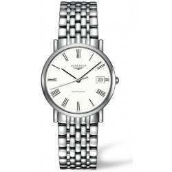 Longines Elegant Collection Ladies 34.5mm L4.809.4.11.6