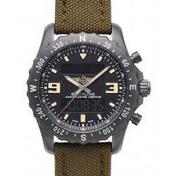 Breitling Chronospace Military Automatic Chrono M7836622.BD39.105W