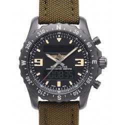 Breitling Chronospace Military Automatic Chrono M7836622.BD39.105W
