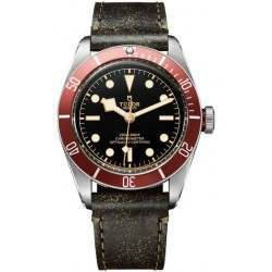 Tudor Heritage Black Bay Leather 79230R