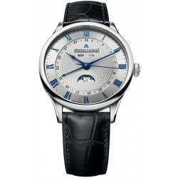 Maurice Lacroix Masterpiece Phases de Lune MP6607-SS001-110