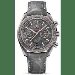 Omega Speedmaster Grey Side of the Moon Meteorite 311.63.44.51.99.002
