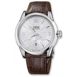 Oris Artelier Small Second Date 01 623 7582 4071-07 5 21 70FC