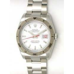 Rolex Turn o Graph - 116264 (WBO)