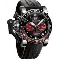 Graham Chronofighter Oversize GMT 2OVGS.B20A