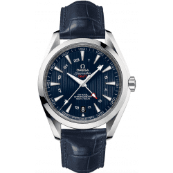 Omega Seamaster Aqua Terra 150 M GMT Chronometer 231.13.43.22.03.001