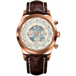 Breitling Transocean Chronograph Unitime RB0510U0.A733.756P