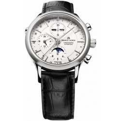 Maurice Lacroix Chronograph Phase de Lune Automatic LC6078-SS001-13E