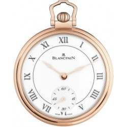 Blancpain Villeret Pocket Watch Demi-Savonnette 0151-3631