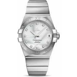 Omega Constellation Chronometer 38 mm Chronometer 123.10.38.21.52.001