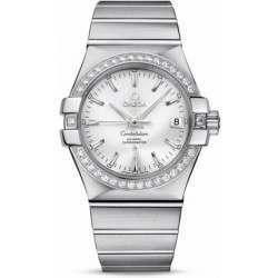 Omega Constellation Chronometer 35 mm Chronometer 123.15.35.20.02.001