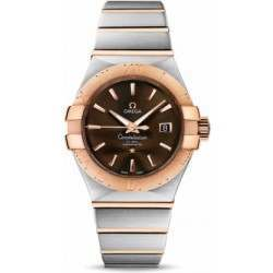 Omega Constellation Brushed Chronometer 123.20.31.20.13.001