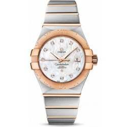 Omega Constellation Brushed Chronometer 123.20.31.20.55.001