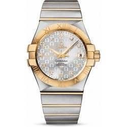 Omega Constellation Chronometer 35 mm Chronometer 123.20.35.20.52.004