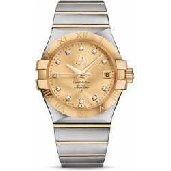 Omega Constellation Chronometer 35 mm Chronometer 123.20.35.20.58.001