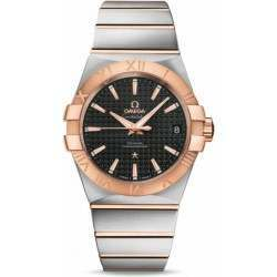 Omega Constellation Chronometer 38 mm Chronometer 123.20.38.21.01.001