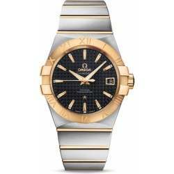 Omega Constellation Chronometer 38 mm Chronometer 123.20.38.21.01.002