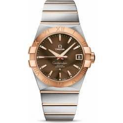 Omega Constellation Chronometer 38 mm Chronometer 123.20.38.21.13.001