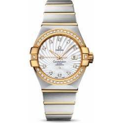 Omega Constellation Brushed Chronometer 123.25.31.20.55.002