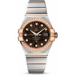 Omega Constellation Brushed Chronometer 123.25.31.20.63.001
