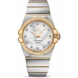 Omega Constellation Chronometer 38 mm Chronometer 123.25.38.21.52.002