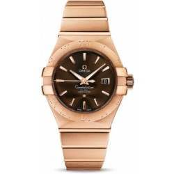 Omega Constellation Brushed Chronometer 123.50.31.20.13.001