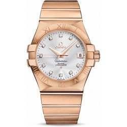 Omega Constellation Chronometer 35 mm Chronometer 123.50.35.20.52.001