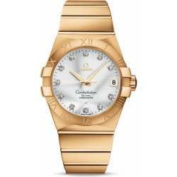 Omega Constellation Chronometer 38 mm Chronometer 123.50.38.21.52.002