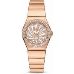 Omega Constellation Luxury Edition Diamonds 123.55.24.60.55.013